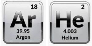 Argônio e Hélio - Soldagem MIG e TIG