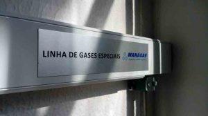 Linha de Gases Especiais