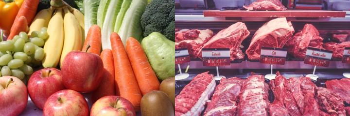 Quais são os gases utilizados na conservação dos alimentos