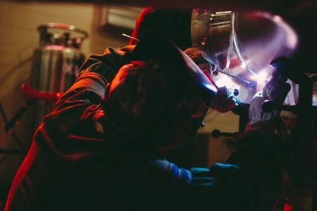 Porque solda TIG é melhor que solda MIG - Misturador de gases para processos de soldagem