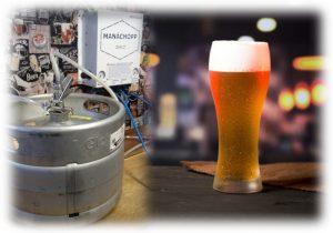 Cerveja com Nitrogênio