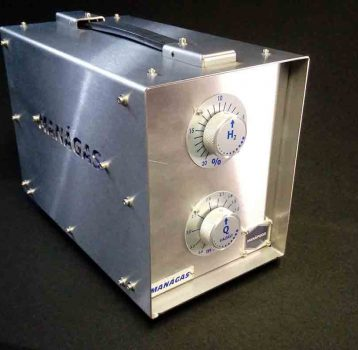 Misturador de Gases - Atmosfera Controlada - Alimentos
