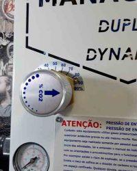 Misturador de Gases Dinâmico - Melhora Espuma