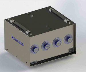 Misturador de Gases para Solda, Corte Plasma, Corte a Laser, Tratamento Térmico e Gases para Solda