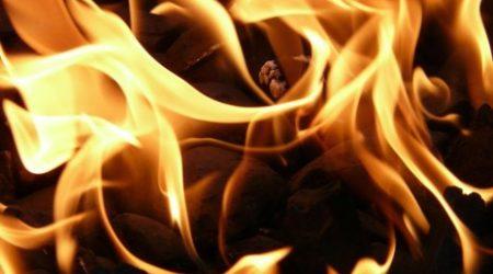Supressão e prevenção de incêndio - fogo
